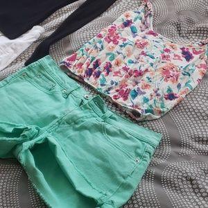Shorts/top